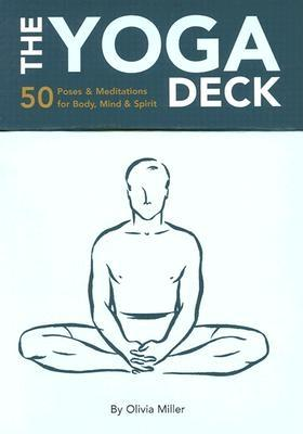 The Yoga Deck: 50 Poses & Meditations for Body,