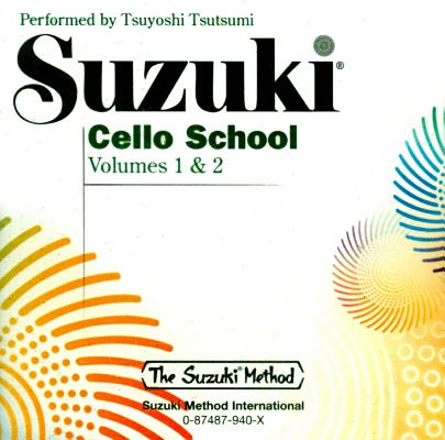 Suzuki Cello School: Volumes 1 & 2