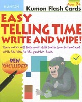 Easy Telling Time Write and Wipe! [With