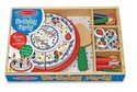 Birthday Party Wooden Set