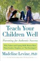 Teach Your Children Well: Parenting for Authentic
