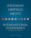 International Economics: Theory & Policy [With