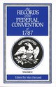 The Records of the Federal Convention of 1787: