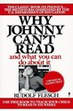 Why Johnny Can't Rea