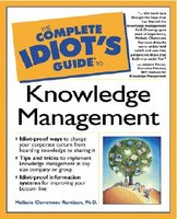 Complete Idiot's Guide to Knowledge