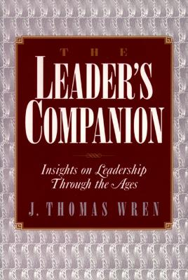 The Leader's Companion: Insights on Leadership