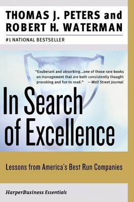 In Search of Excellence: Lessons from America's